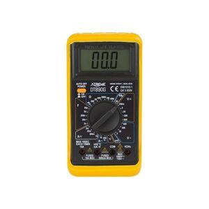 LED21 Multimetr - digitální měřič DT890G XTREME